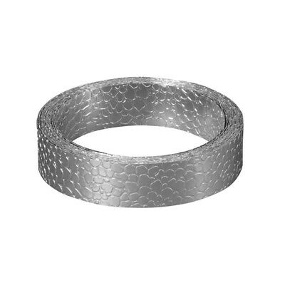 Floral Craft Wire - Snakeskin Silver