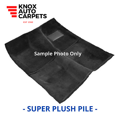 """Moulded Car Carpet To  Suit Ford 65, 66, 67, 68 & 69 Galaxie """"superplush"""""""