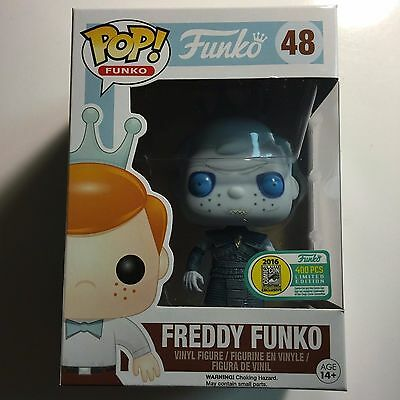Funko Pop SDCC 2016 Fundays Exclusive NIGHT KING FREDDY # 48  LE 400