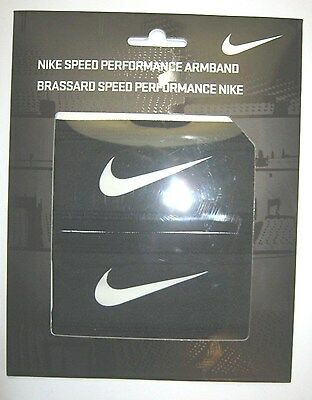 Nike Speed Performance Armband - Black New NWT