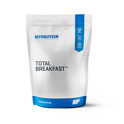 Myprotein: Total Breakfast - Powder - Pouch - 2.1kg