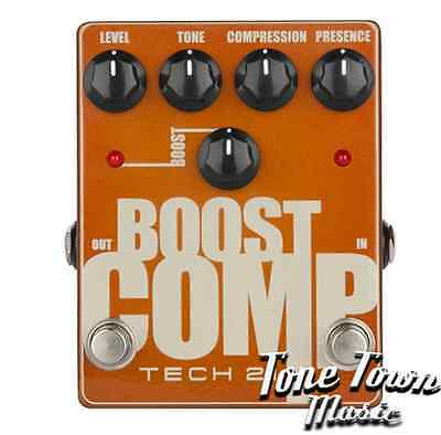Tech 21 BSTM-C Boost Compressor Effects Pedal *BRAND NEW**FREE SHIPPING*