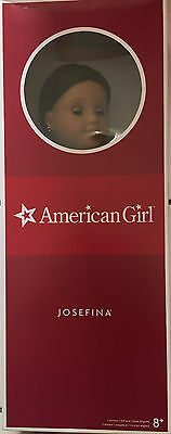 New American Girl Doll Josefina Montoya with Meet Josefina Book   8+  Retired
