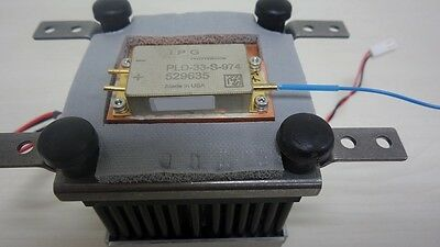 IPG Photonics PLD-33-S-974 30W High Power 974nm Multimode Laser Diode