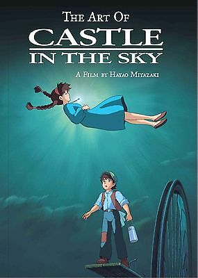 The Art of Castle in the Sky by Hayao Miyazaki HB