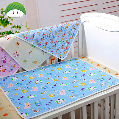 Baby Crib Bedding Sofa Diapering Changing Pads Mattress Protector Sheets