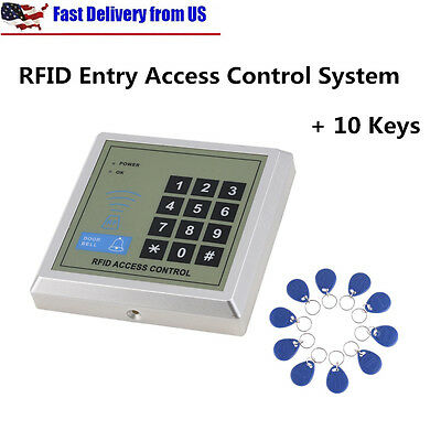 High Quality RFID Proximity Entry Door Lock Access Control System GM