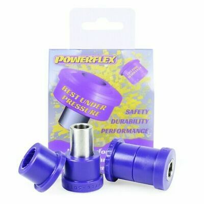 Kit 2 Boccole Silent Block Powerflex Anteriori Braccio Anteriore Abarth 500 1.4