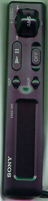 Sony EXCD-2RF Wired Disc Changer Remote