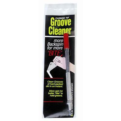 Carbide Tip Golf Club Groove Cleaner