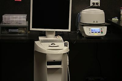 2015 Sirona Cerec Omnicam, Milling Unit and Oven