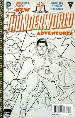 Multiversity Thunderworld Adventures #1 9.2 DC Comics 2015 Grant Morrision NM