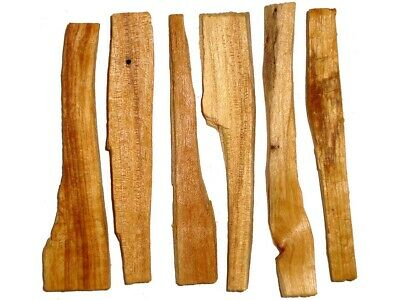 PALO SANTO Holy Wood Incense Sticks Smudge Sticks – Pack of 10 Sticks