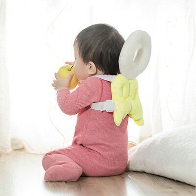 Baby Toddler Head Protection Pad Headrest Pillow Neck Baby Pillow With Straps OE