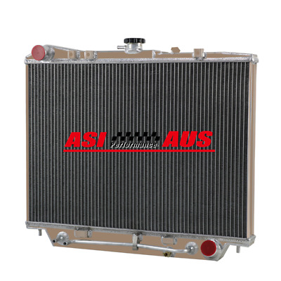 Aluminum Radiator FOR Holden Commodore VB VC VH VK V8 1979-1985 AT/MT 1980