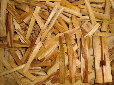 PALO SANTO Holy Wood Incense Sticks Smudge Sticks – BULK 1kg