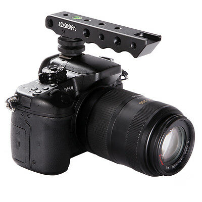Pro Video Stabilizing Top Handle Grip for DSLR Camera BP