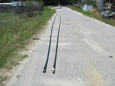Military Tow Strap- 140 feet long- 67,500 lb tested recovery  new 33 ton