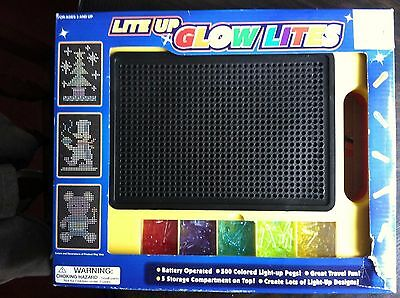 Lite Up GLOW LITES  Distributed by Polyfect Toys