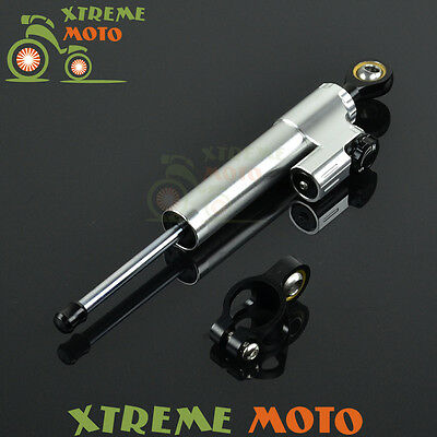 CNC Steering Damper Stabilizer for BMW F650GS F800GS S1000RR R1200GS K1300 HP2