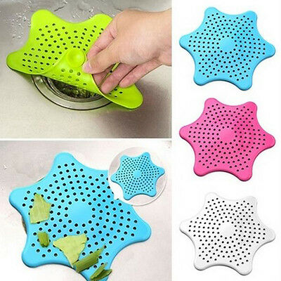 Creative Bathroom Stopper Strainer Filter Drainers Hair Catcher Shower Cover Hot
