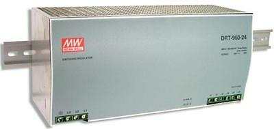Mean Well DRT-960-24 AC/DC Power Supply Single-OUT 24V 40A 960W US Authorized