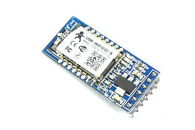 LC Technology 802.11 USR-WIFI232-S Module LC-WM-WIFI-TTL Arduino Flux Workshop