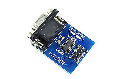 LC Technology RS232 Serial Module LC-TTL-RS232 MAX3232 Arduino Flux Workshop