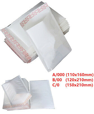 A/000 B/00 C/0 Quality Padded Bubble Lined Mail Envelope Postal Bags Cheap Price