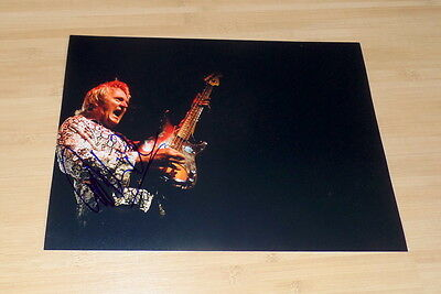 Pete Lincoln *Rock meets Classic, The Sweet*, original signed Photo 20x25 (8x10)