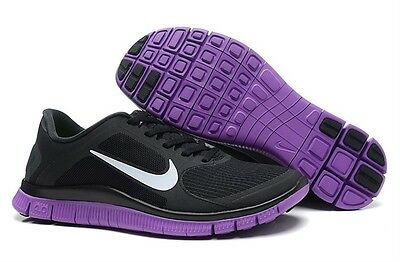 Nike Free 4.0 V3 Ladies Womens Kids  Running Gym Trainers Shoes Uk 6