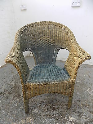 arm chair,wicker chair,conservatory,patio,chair,vintage,grey,gold,wicker