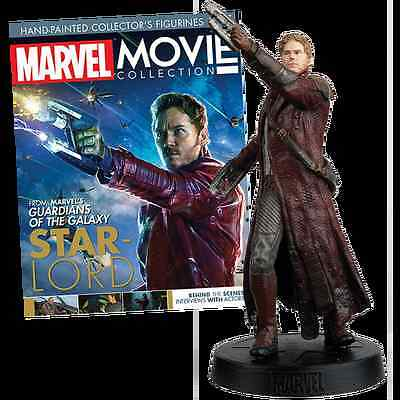 Marvel Movie Collection Eaglemoss #7 Star Lord Sammelfigur