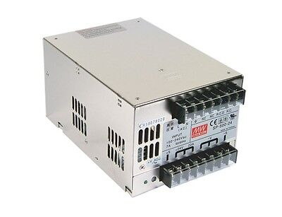 MeanWell NEW SP-500-12 AC/DC Power Supply Single-OUT 12V 40A 480W 15-Pin