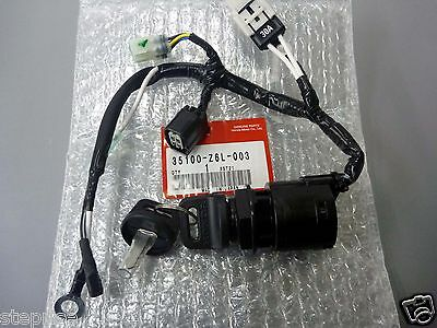 NEW Genuine Honda OEM 35100-Z6L-003 Combination Switch for GX630,GX660,GX690