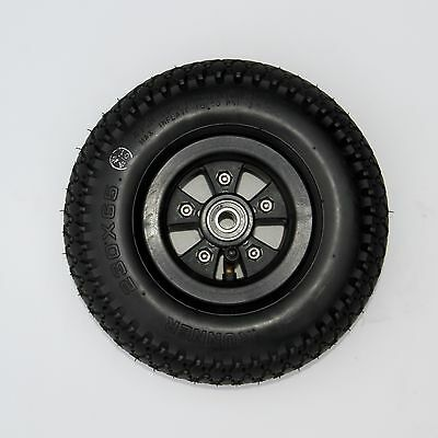 Mountainboard wheels,  Tire Size 230mm x 65 mm,  Bearing size 12mm x 28mm.