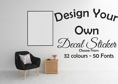 Wall Stickers Design Your Own design your own wall stickers free shipping customized wall decal Make My Own Wall Stickers All About Wall Stickers