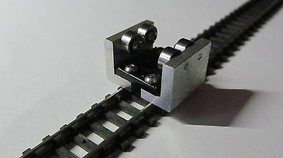 TT GAUGE. 12mm. GAUGE, ROLLING ROAD CRADLES, SUIT HORNBY, PECO, FALLER. #NEW