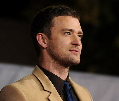 Justin Timberlake UNSIGNED photo - 7243 - American singer, songwriter and actor
