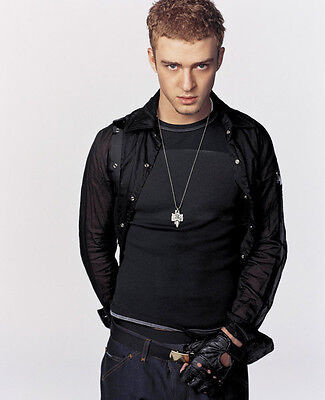 Justin Timberlake UNSIGNED photo - 7256  - HANDSOME!!!!!