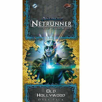 Android Netrunner LCG - Old Hollywood (Expansion) (engl.) FFG NEU&OVP