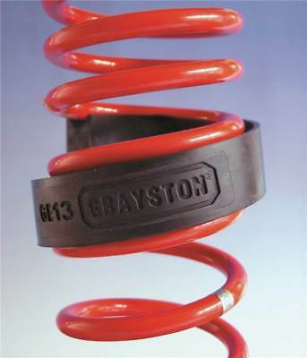Grayston Coil Spring Assisters & Raisers 26-38mm Gap, Pair (2) GE14, Towing