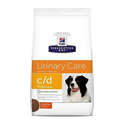 Hills Prescription Diet c/d Multicare Canine Urinary Care | FREE Shipping to ...