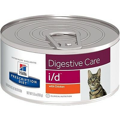Hills Prescription Diet i/d Feline Digestive Care - Canned | FREE Shipping to...
