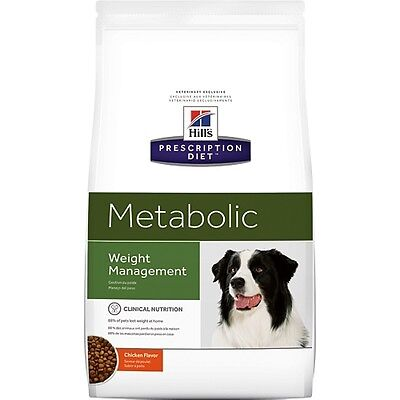 Hills Prescription Diet Canine Metabolic | FREE Shipping to select Australian...