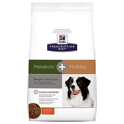 Hills Prescription Diet Canine Metabolic + Mobility | FREE Shipping to select...