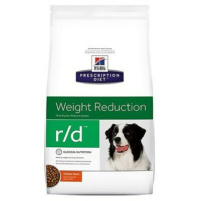 Hills Prescription Diet r/d Canine Weight Reduction | FREE Shipping to select...