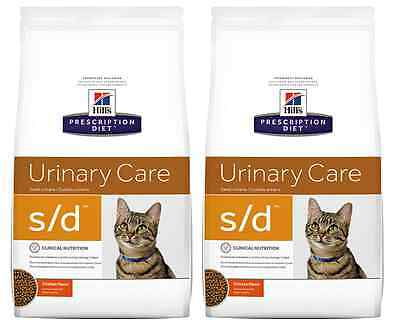 Hills Prescription Diet s/d Feline Urinary Care | FREE Shipping to select Aus...