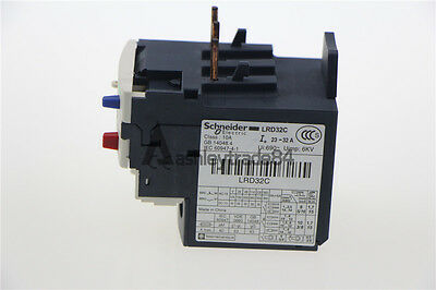 New Schneider thermal overload relay LRD32C LRD32 23-32A