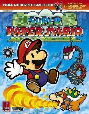 Super Paper Mario Official Game Guide